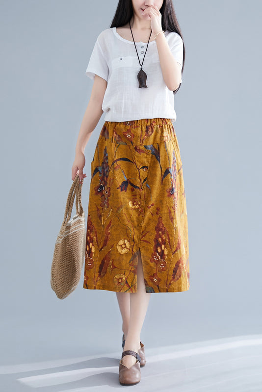 Ronna Skirt (More Colors)