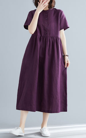 Lisa Dress(Non-Returnable)