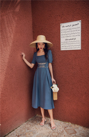 Sayen Dress (More Colors) (Non-Returnable)