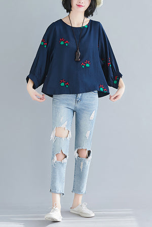 Frida Top (More Colors) (Non-Returnable)
