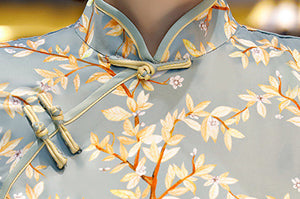 Dora Cheongsam (Non-Returnable)