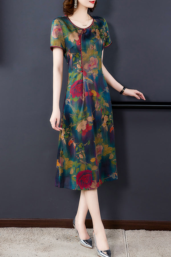 Claudie Cheongsam (More Colors)