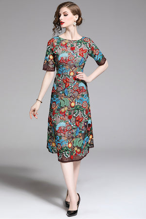 Herrera Dress (Non Returnable)