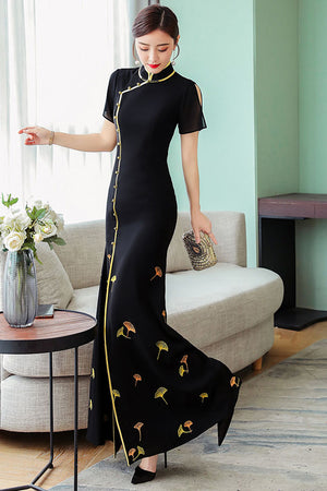 Clare Cheongsam (Non-Returnable)