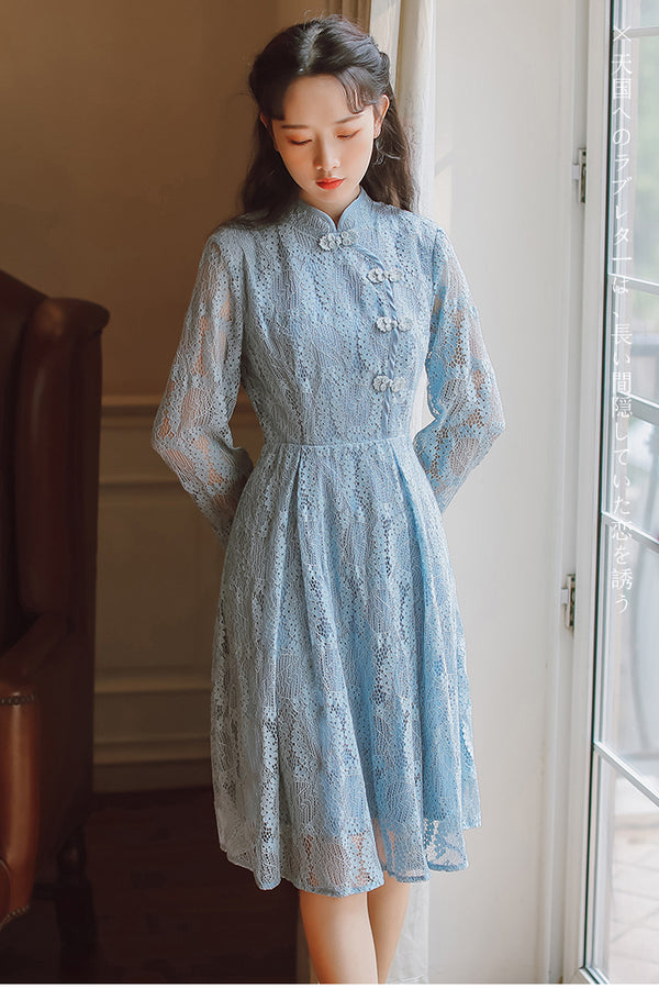 Avila Cheongsam (More Colors)