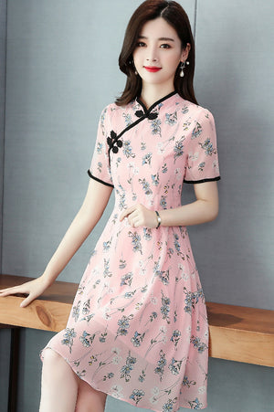 Ariel Cheongsam (More Colors)