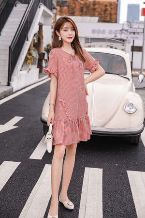 Meyer Dress (More Colors)(Non-Returnable)