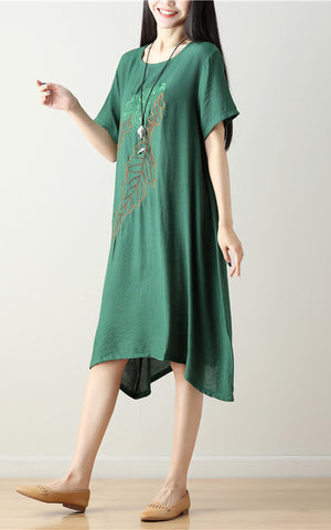 Anjali Dress (More Colors) (Non Returnable)