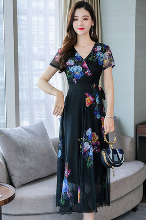 Roseanne Dress (More Colors) (Non-Returnable)