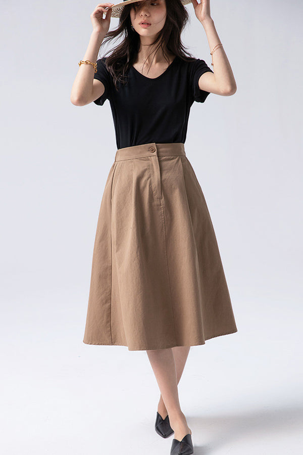 Bethany Skirt (More Colors)