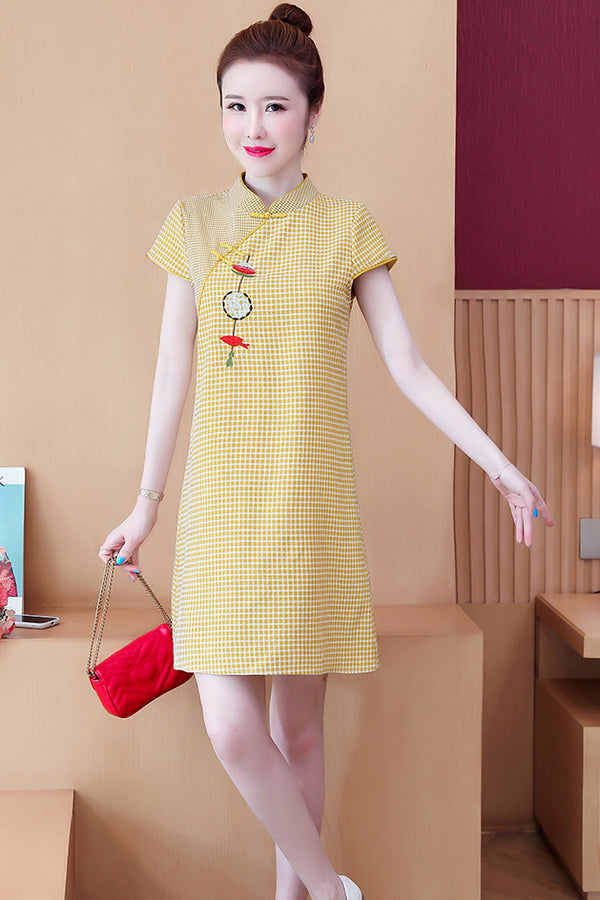 Rati Cheongsam (More Colors)