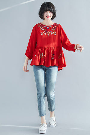 Berenike Top (More Colors) (Non-Returnable)