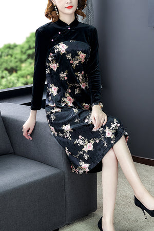 Joy Cheongsam (Non-Returnable)