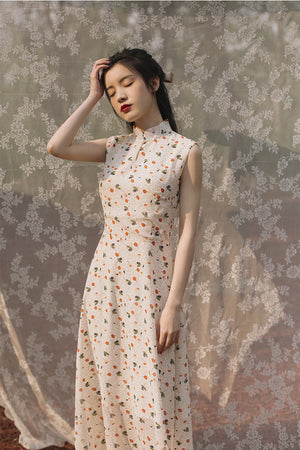 Floriane Dress (Non-Returnable)