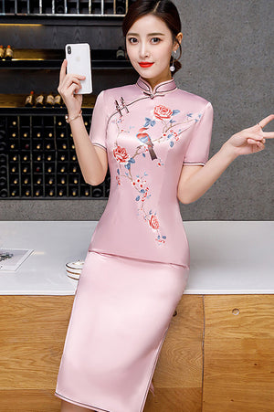 Bonnie Cheongsam (Non-Returnable)