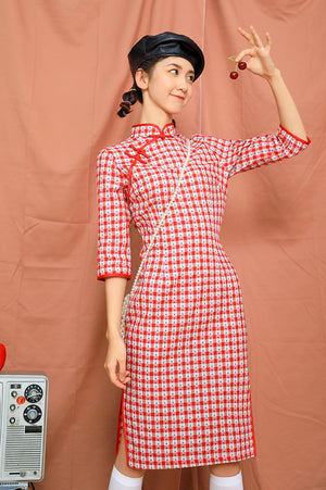 Evy Cheongsam (Non-Returnable)
