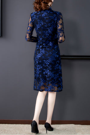Tara Cheongsam (More Colors)(Non-Returnable)