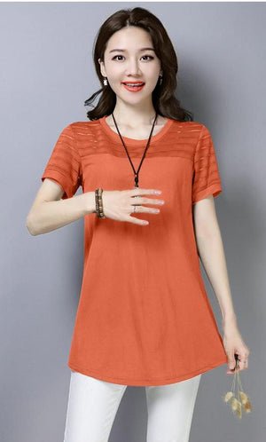 Odalis Top (More Colors)(Non-Returnable)