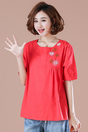 Clarisse Top (More Colors) (Non-Returnable)