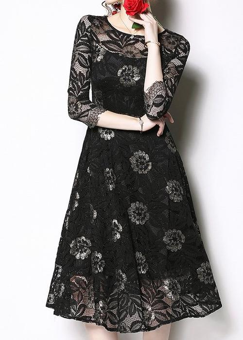 Gaia Lace Dress (More Colors)