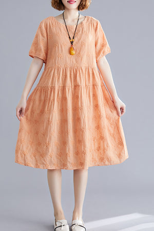 Leah Dress (More Colors) (Non-Returnable)