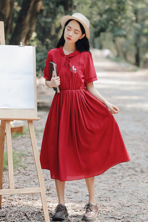 Briley Dress (More Colors) (Non-Returnable)