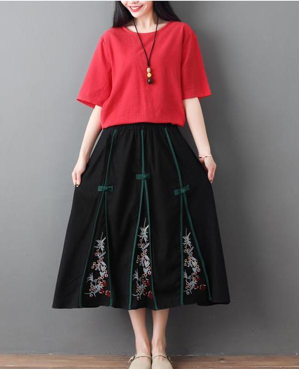 Celestine Skirt (More Colors)