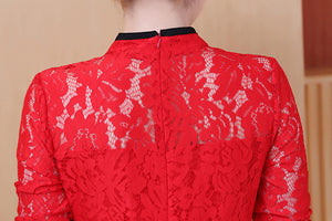 Annelies Cheongsam (More Colors) (Non-Returnable)