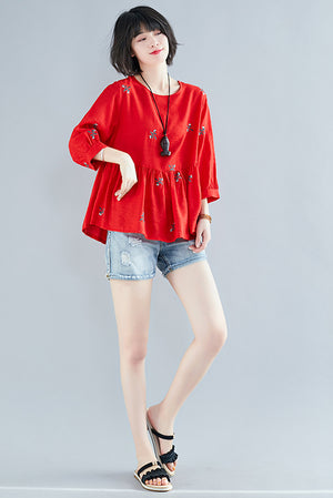 Kirsten Top (More Colors) (Non-Returnable)