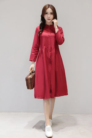 Lindsie Dress (More Colors) (Non-Returnable)