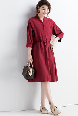 Becky Dress (More Colors) (Non-Returnable)