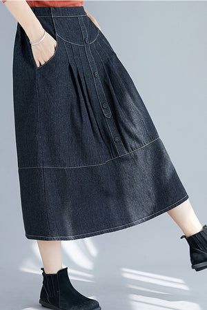 Rue Skirt (More Colors)(Non-Returnable)