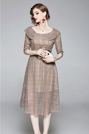 Vidal Dress (More Colors) (Non-Returnable)