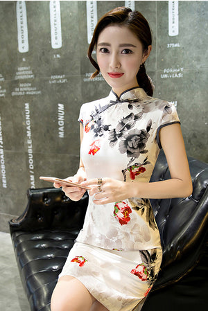 Havva Cheongsam (Non-Returnable)