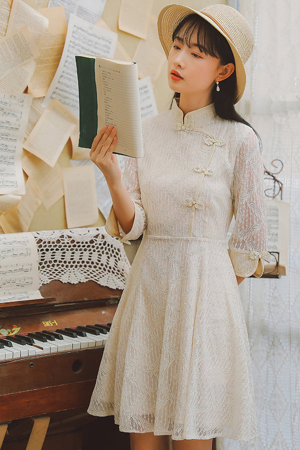 Elma Cheongsam (More Colors)