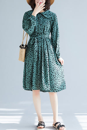 Wade Dress (More Colors) (Non-Returnable)