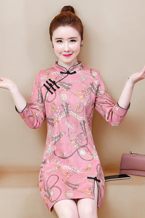 Teagan Cheongsam (More Colors)