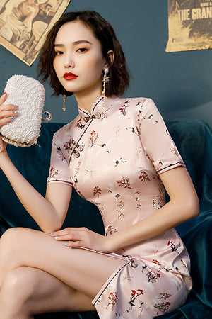 Angel Cheongsam (Non-Returnable)