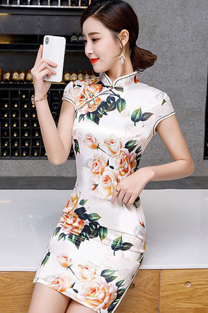 Gill Cheongsam (Non-Returnable)