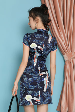 Catalina Cheongsam (Non-Returnable)