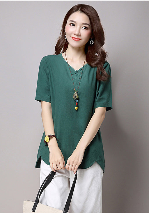 Qiana Top (More Colors)