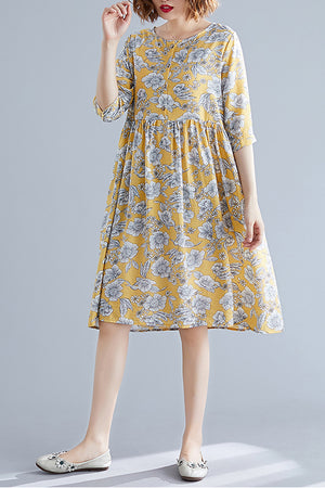 Petra Dress(Non-Returnable)