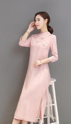 Cristabelle Cheongsam (More Colors)