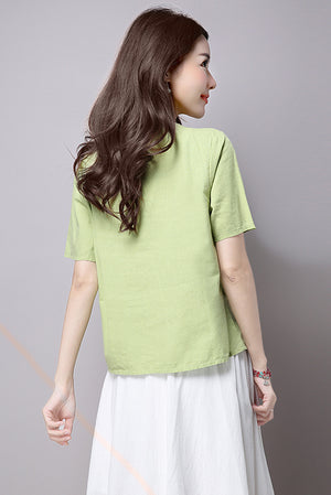 Amirah Top (More Colors) (Non-Returnable)