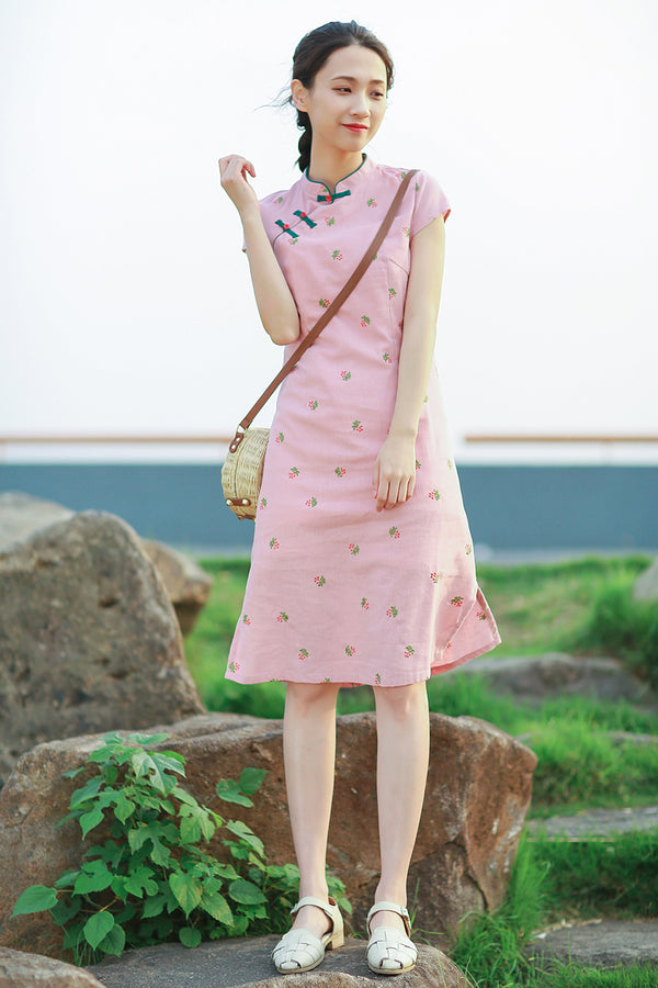Kerry Cheongsam (More Color)