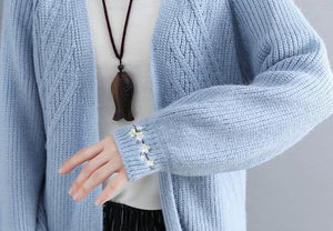 Aretha Cardigan (More Colors)