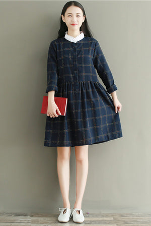 Doretta Dress(Non-Returnable)