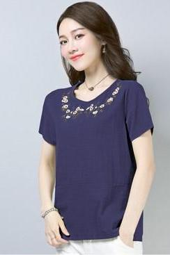 Vera Top (More Colors) (Non-Returnable)