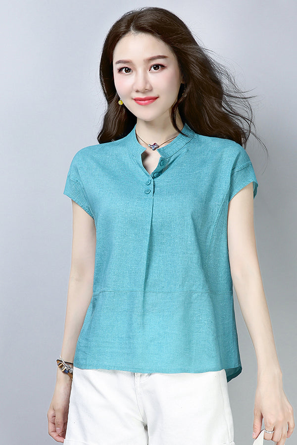 Theodora Top (More Colors)
