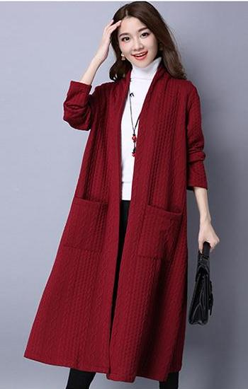 Yvessie Coat (More Colors)
